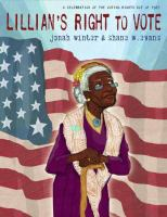 Cover of Lillian's Right to Vote: a