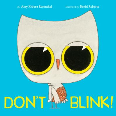 Cover image for Don't Blink!