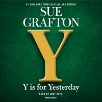 Y Is for Yesterday