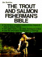 The Trout and Salmon Fisherman's Bible