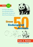 Draw 50 Endangered Animals