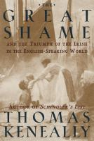 The Great Shame