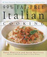 99% Fat-free Italian Cooking