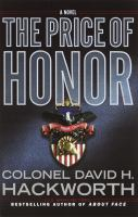 The Price of Honor