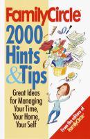 Family Circle 2000 Hints & Tips