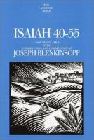 Isaiah 40-55