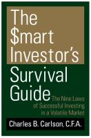 The $mart Investor's $urvival Guide