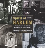 The Spirit of Harlem