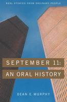 September Eleventh
