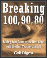 Breaking 100,90,80