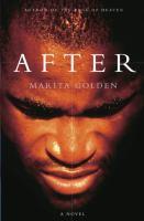 After, A Novel