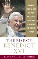 The Rise of Benedict XVI