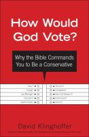 How Would God Vote?