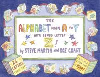 The Alphabet From A to Y With Bonus Letter, Z!