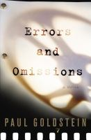 Errors and Omisions
