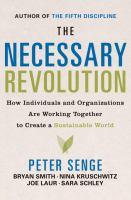 The Necessary Revolution
