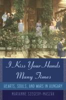 I Kiss your Hands Many Times