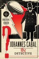 Johannes Cabal, the Detective