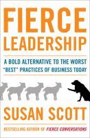 Fierce Leadership