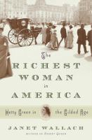 The Richest Woman in America