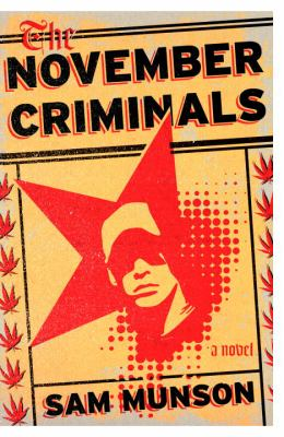 The November Criminals book jacket