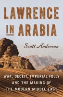 Cover of Lawrence in Arabia: War, D