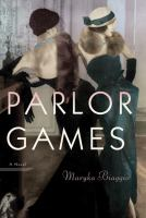Parlor games : a novel