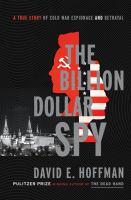 The Billion Dollar Spy cover image