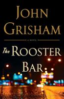 Cover of The rooster bar