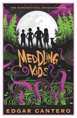 Meddling Kids book jacket