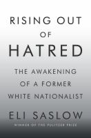 Rising Out of Hatred