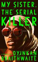 Cover of My Sister, the Serial Kill