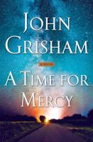 A Time for Mercy by John Grisham (book cover)