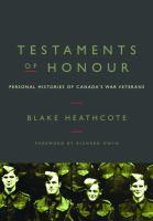 Testaments of Honour