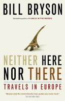 Neither Here Nor There cover image.