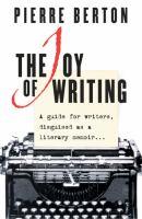 Joy of Writing