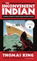 The Inconvenient Indian (BOOK CLUB SET)