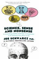 Science, Sense and Nonsense