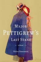 Major Pettigrew's Last Stand [book Club Set]