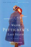Major Pettigrew's Last Stand : (BOOK CLUB SET)