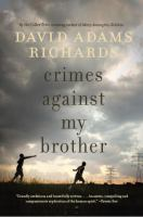 BOOK CLUB BAG : Crimes Against My Brother