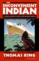Cover of The Inconvenient Indian