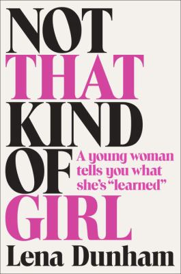 Cover image for Not That Kind of Girl