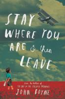 Stay Where You Are & Then Leave