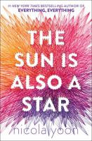Cover of The Sun Is Also A Star