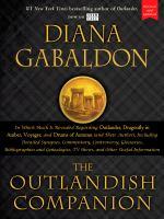 The Outlandish Companion, Volume 1