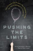 Pushing the limits : how schools can prepare our children today for the challenges of tomorrow