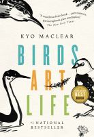 Birds Art Life [book Club Set]