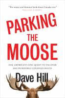 Parking the Moose by Dave Hill
