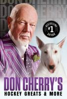 Don Cherry's Hockey Greats & More